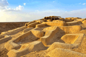 Shahr-i Sokhta is a UNESCO-Listed Site in southeastern Iran
