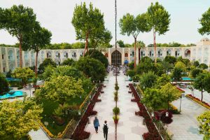 Traditional Abbasi Hotel in Isfahan