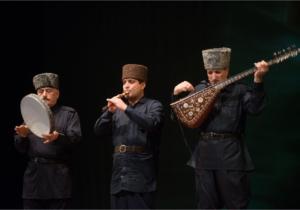 El festival de Ashiklar en Tabriz