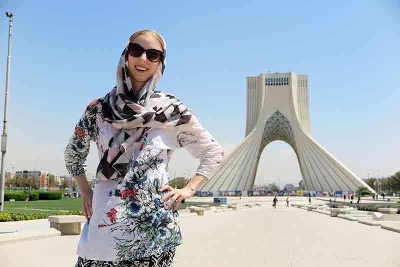 Iran Travel Advisory - Dress code for women
