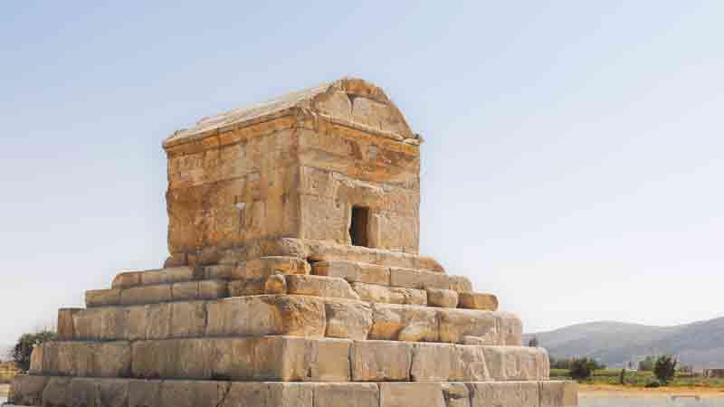 Tomb of Cyrus (Pasargadae)