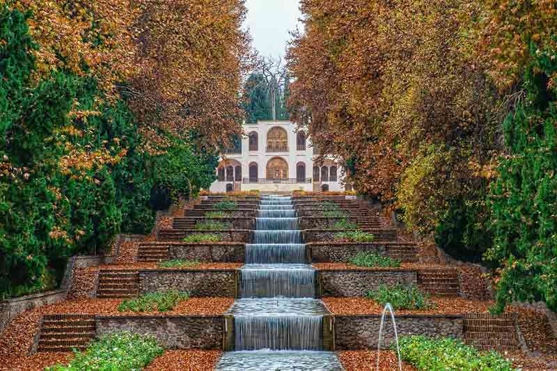 Shazdeh (Prince) Garden in Mahan