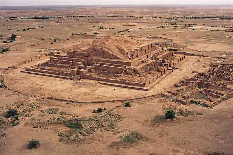 Tchoghazanbil Ziggurat